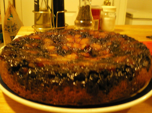 Pineapple Blueberry Upside Down Cake Recipe