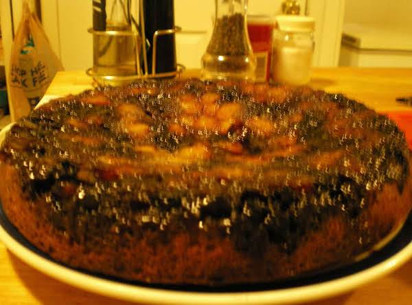 Pineapple Blueberry Upside Down Cake Recipe