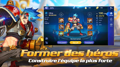 Télécharger Mobile Legends: Adventure mod apk screenshots 3