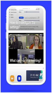 Download Guide For Zoom Cloud Meetings Video Free For PC Windows and Mac apk screenshot 2