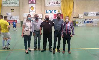 Manzanares-CD El Ejido Futsal para ascender a LNFS