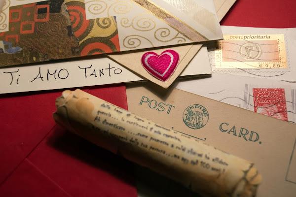 Lettere d'amore e inchiostro di Barbara Surimi