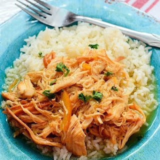 Slow Cooker Orange Soda Pop Chicken Recipe