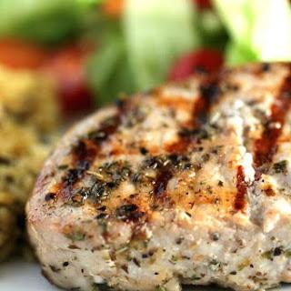 Grilled Pork Chops.