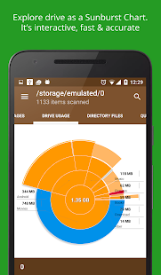 Storage Analyzer & Disk Usage Screenshot 3