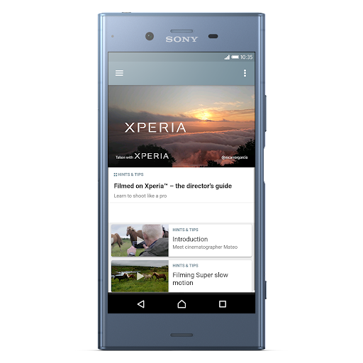 Xperia Lounge for PC