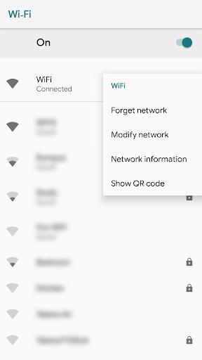 [ROOT] Wifi QR Code Creator & Info (+ xposed) 0.2.0 screenshots 4