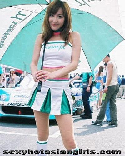 Asian Girl Chie Yamauchi 2