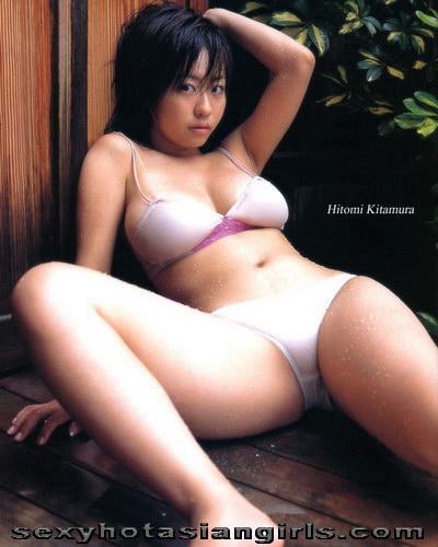 Asian Celebrity Hitomi Kitamura 1