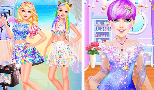Doll Makeup Games - New Fashion girls games 2020 filehippodl screenshot 22