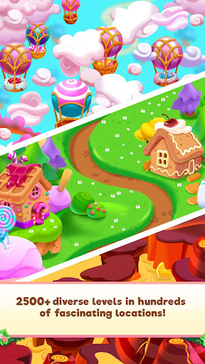 Candy Riddles: Free Match 3 Puzzle 1.172.1 screenshots 4