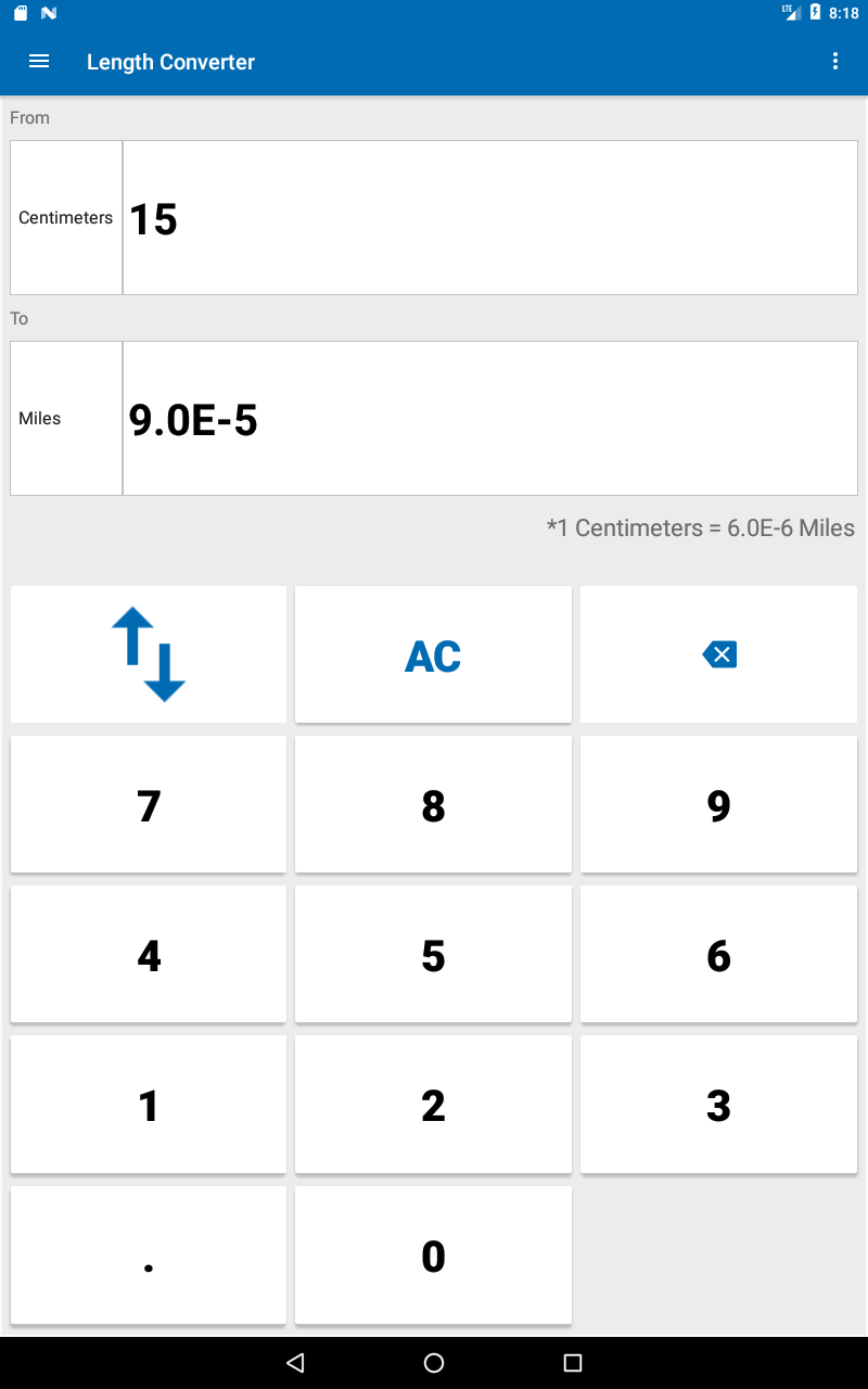 NT Calculator - Extensive Calculator Pro Screenshot 13