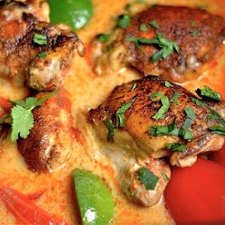 Slow Cooker Creamy Southwest Chicken.