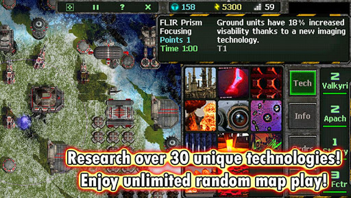 Land Air Sea Warfare RTS 1.0.21 Paidproapk.com 4