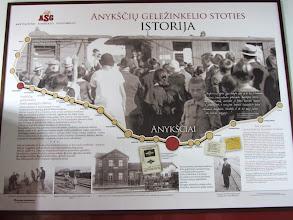 Photo: Nuo 1899 m. siaurukas tuksėjo maršrutu Biržai-Panevėžys-Anykščiai-Utena