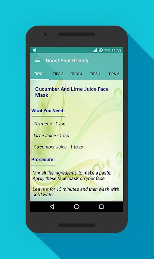 Boost Your Beauty- Beauty Tips  screenshots 6
