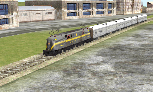 Train Sim Pro Mod Apk Download For Android and Iphone 6