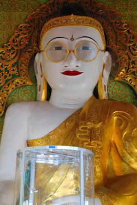 Gli occhiali di Budda. di serendipity4
