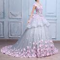 Ball Gown Wedding Dress icon