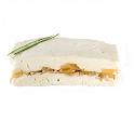 Terrine de queijo grande com pêra e nozes