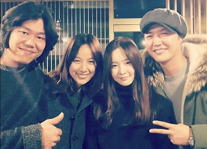 Lee Sang Soon Reveals Honeymoon Photos with Lee Hyori | Soompi