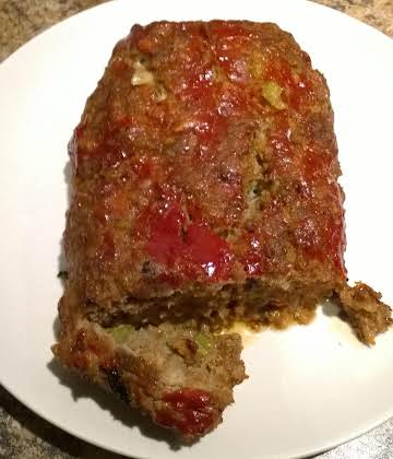 More please, meatloaf