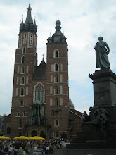 Photo: Clock Tower, Krakow