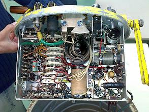 Photo: Circuitos instalados en la parte superior