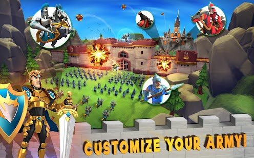Lords Mobile 1.33 (VIP Level) Apk + Data