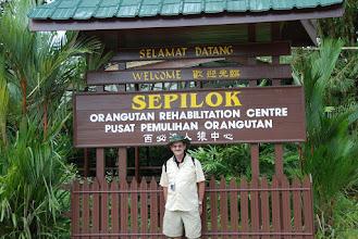 Photo: Sepilok in Sabah, Sandakan Malaysia