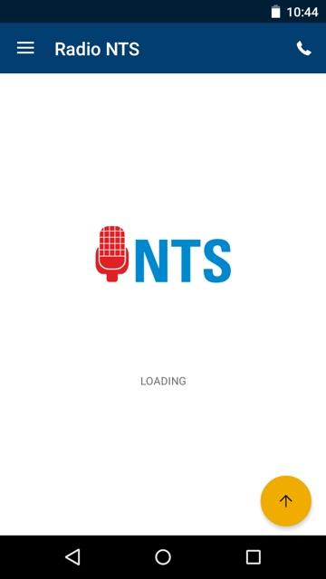Radio NTS- screenshot