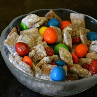 M&M'S® Chocolate Candies Puppy Chow.