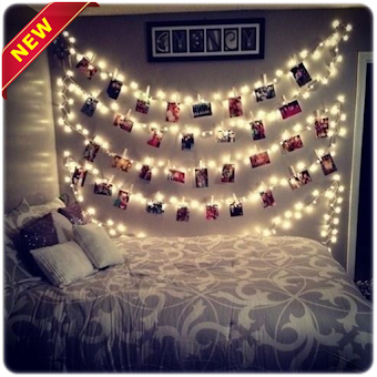 Creative Tumblr Lamp Decoration Ideas