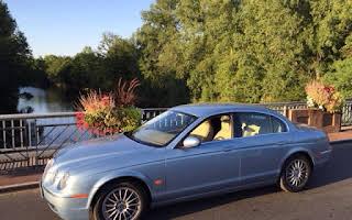 Jaguar S Type Rent Occitanie