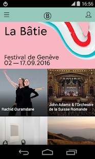La Bâtie 2016- screenshot thumbnail