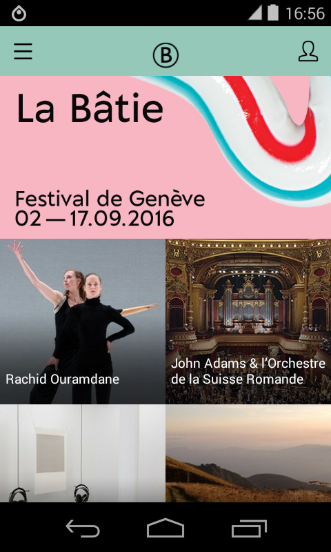 La Bâtie 2016- screenshot