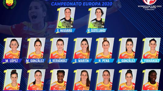 Carmen Martín a por un nuevo Campeonato Europeo
