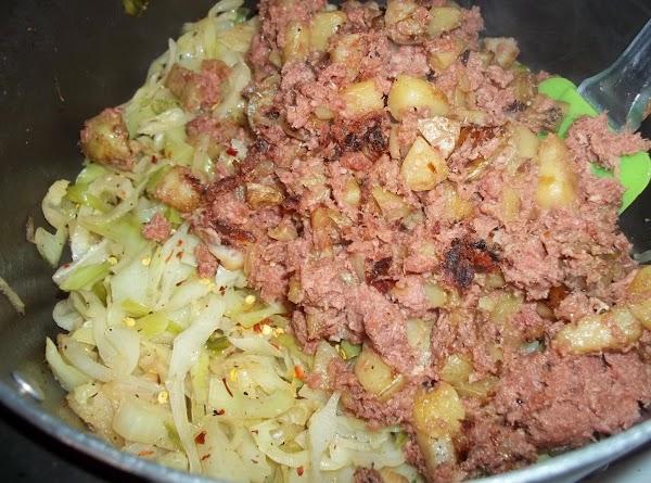 Stir to combine and serve.