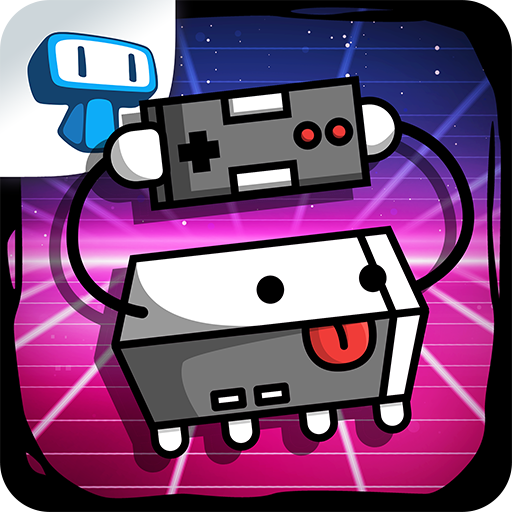 Video Game Evolution - Create Awesome Games Icon