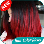 300+ New Hair Color Ideas