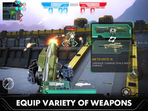 Last Battleground: Mech 3.2.0 screenshots 14