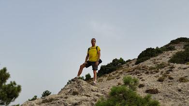 Photo: Ascendiendo a la cima del Molejón