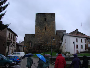 Photo: la tour des Voués