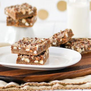 Gooey Spice Bars