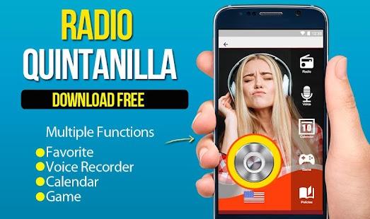 Se lena Radio Quintanilla - náhled