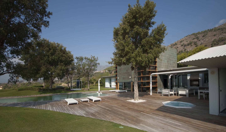 Chalet avec terrasse Benalmádena