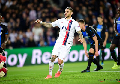 Le Paris Saint-Germain sur le point de s'offrir Mauro Icardi