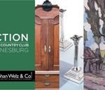 Fine Art & Design Auction Jhb : Stephan Welz and Co. - Fine Art  and Design Auctioneers