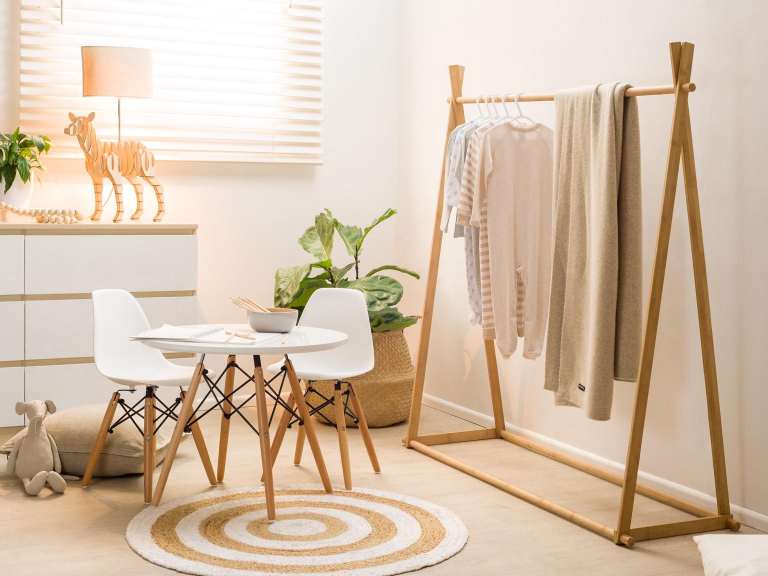 Hướng dẫn chọn mua giá treo quần áo tốt nhất