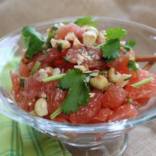 Thai Pomelo Grapefruit Salad